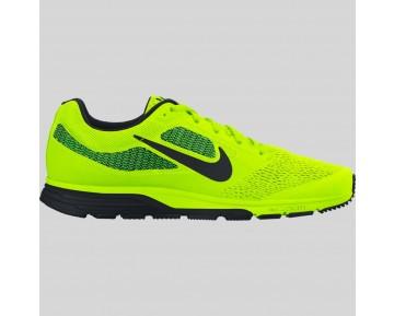 Damen & Herren - Nike Air Zoom Fly 2 Volt Schwarz Grün Strike