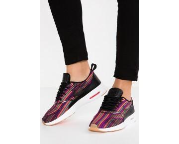 Nike Air Max Thea Ultra Jcrd Prm Schuhe Low NIK5wyk-Schwarz