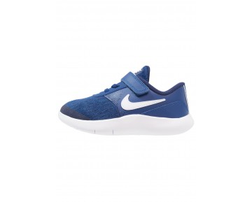 Nike Performance Flex Contact Schuhe Low NIKv8ri-Blau