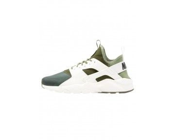 Nike Air Huarache Run Ultra Se Schuhe Low NIK0bl3-Grün