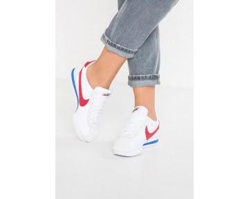 Nike Classic Cortez Premium Schuhe Low NIK6qi4-Weiß