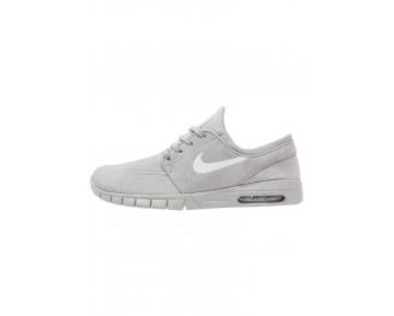 Nike Sb Stefan Janoski Max Schuhe Low NIKn8q1-Silver