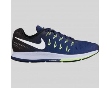 Damen & Herren - Nike Air Zoom Pegasus 33 Loyal Blau Weiß Geist Grün