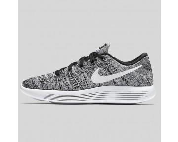 Damen & Herren - Nike Wmns Lunarepic Low Flyknit Oreo