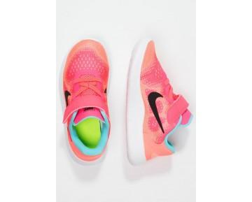 Nike Performance Free Run 2 Schuhe Low NIKqod3-Rosa