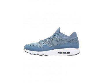 Nike Air Max 1 Ultra 2.0 Flyknit Schuhe Low NIK52u4-Blau