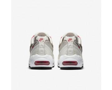 Nike Air Max 95 OG Schuhe - Segel/Phantom/Leicht Eisenerz/Glühen