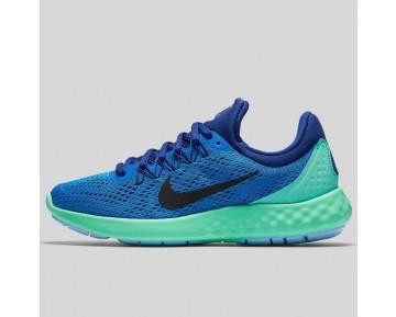 Damen & Herren - Nike Wmns Lunar Skyelux Fountain Blau Schwarz tief Königlich Blau