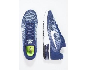 Nike Performance Air Max Sequent 2 Schuhe Low NIKl025-Blau