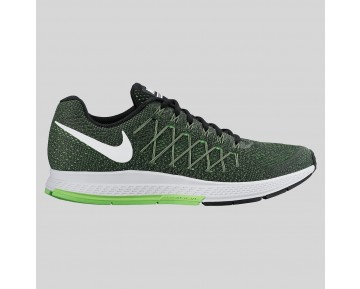 Damen & Herren - Nike Air Zoom Pegasus 32 Grün Strike Weiß Schwarz