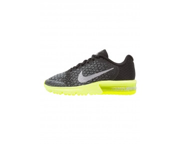 Nike Performance Air Max Sequent 2 Schuhe Low NIKucv9-Schwarz