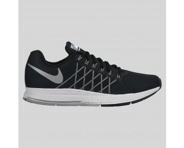 Damen & Herren - Nike Air Zoom Pegasus 32 Flash Schwarz Spiegeln Silber