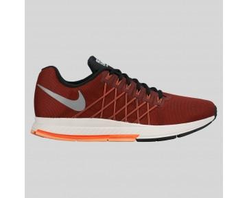 Damen & Herren - Nike Air Zoom Pegasus 32 Flash Team Rote Spiegeln Silber