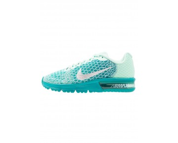 Nike Performance Air Max Sequent 2 Schuhe NIK023h-Grün