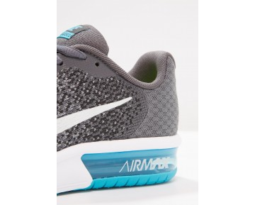Nike Performance Air Max Sequent 2 Schuhe Low NIKmtoi-Grau