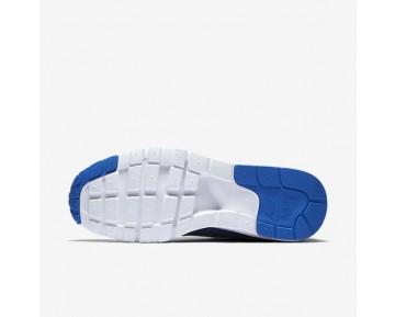 Nike Air Max 1 Ultra Moire Trainer - Marine/Weiß