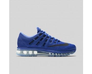 Damen & Herren - Nike Wmns Air Max 2016 Racer Blau Schwarz Chalk Blau