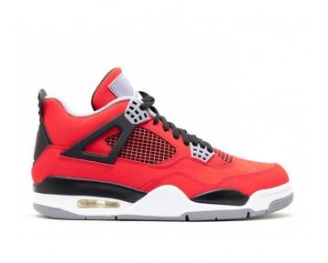 Nike Air Jordan 4 Retro oro Bravo Sneaker-Unisex