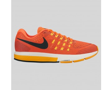Damen & Herren - Nike Air Zoom Vomero 11 Total Karmesinrot Schwarz Laser Orange