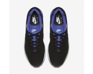 Nike Air Max 1 BW Ultra SE Trainer - Schwarz/Weiß/Persisches Veilchen
