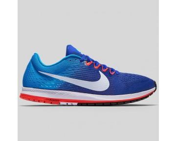 Damen & Herren - Nike Zoom Streak 6 Racer Blau Weiß Blau Glühen