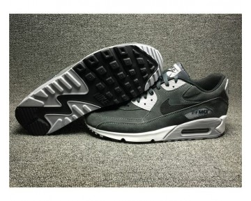 Nike Air Max 90 Leather Sneaker-Herren