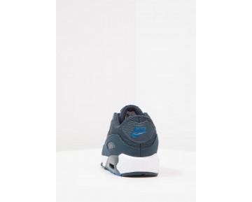 Nike Air Max 90 Schuhe Low NIKhm39-Blau