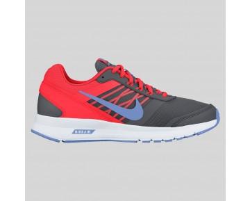 Damen & Herren - Nike Wmns Air Relentless 5 MSL Dunkel Grau Chalk Blau Hell Karmesinrot