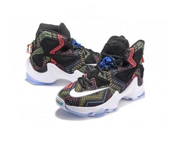 Nike LeBron 13 BHM Basketball s Schuhe-Herren