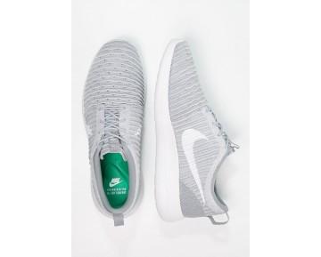 Nike Roshe Two Flyknit Schuhe Low NIKdi9c-Schwarz