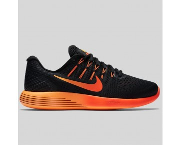 Damen & Herren - Nike Lunarglide 8 Schwarz Multi-color Team Rote