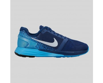 Damen & Herren - Nike Lunarglide 7 (GS) Brave Blau