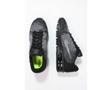 Nike Performance Air Max Sequent 2 Schuhe NIK94gj-Schwarz