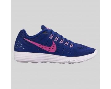Damen & Herren - Nike Wmns Lunartempo tief Königlich Blau Fuchsia Flash