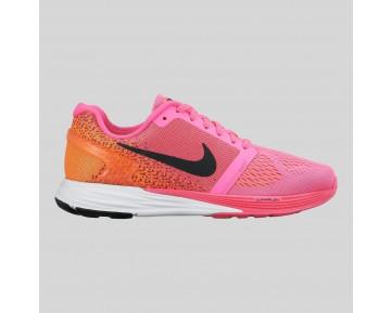 Damen & Herren - Nike Lunarglide 7 (GS) Pink Pow Schwarz Weiß