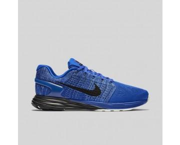 Damen & Herren - Nike Lunarglide 7 Racer Blau Schwarz
