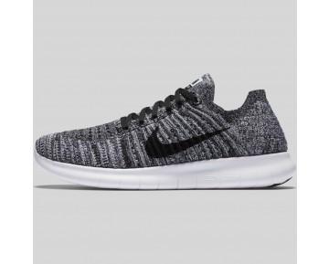 Damen & Herren - Nike Wmns Free RN Flyknit Oreo