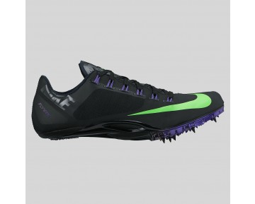 Damen & Herren - Nike Zoom Superfly R4 Schwarz Grün Strike Force lila