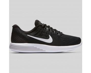 Damen & Herren - Nike Wmns Lunarglide 8 Schwarz Weiß Anthracite