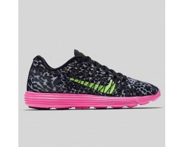 Damen & Herren - Nike Wmns Lunaracer+ 3 Schwarz Geist Grün Pink Pow