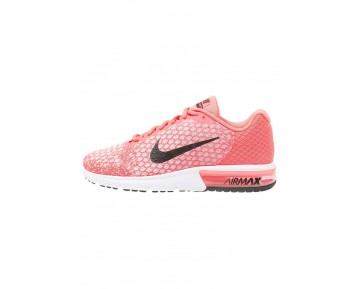 Nike Performance Air Max Sequent 2 Schuhe Low NIKucl3-Rot