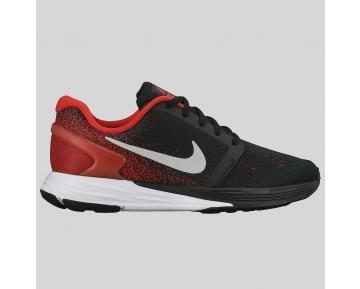 Damen & Herren - Nike Lunarglide 7 (GS) Schwarz Universität Rote