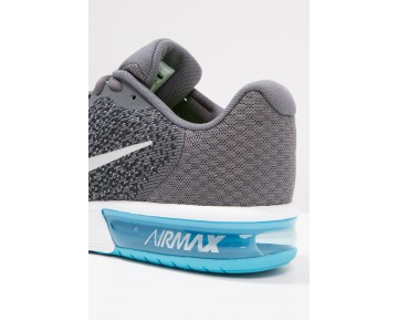 Nike Performance Air Max Sequent 2 Schuhe Low NIKodlq-Grau