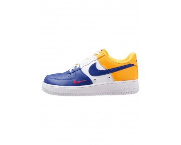 Nike Air Force 1 '07 Lv8 Schuhe Low NIK3brm-Blau