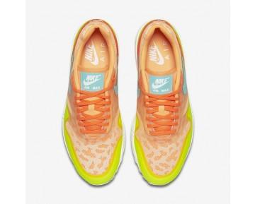 Nike Air Max 1 NS Schuhe - Pfirsich/Creme/Insgesamt Orange/Gipfel Weiß/Hyper Türkis