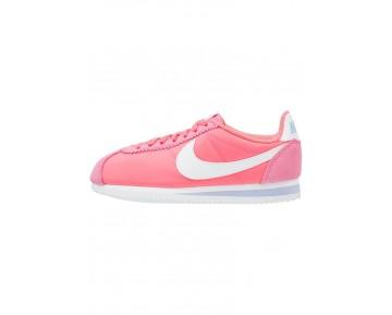 Nike Classic Cortez Nylon Schuhe Low NIKotp0-Rosa