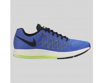 Damen & Herren - Nike Air Zoom Pegasus 32 Racer Blau Schwarz Volt