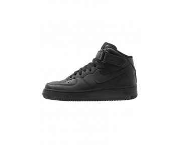 Nike Air Force 1 '07 Mid Schuhe High NIK43uc-Schwarz