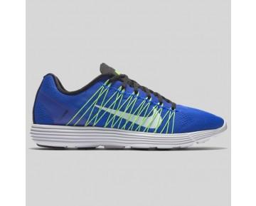 Damen & Herren - Nike Lunaracer+ 3 Racer Blau Weiß Voltage Grün