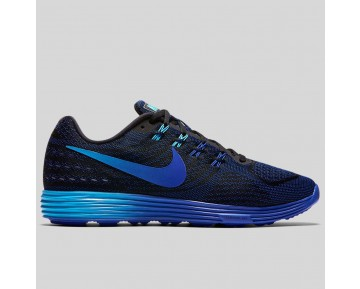 Damen & Herren - Nike Lunartempo 2 Schwarz Hyper Blau tief Königlich Blau